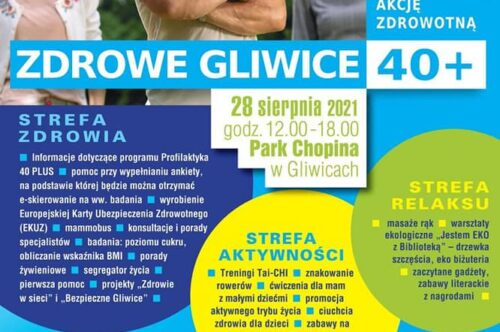 Zdrowe Gliwice 40+