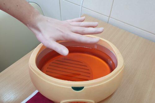 Zabiegi pielęgnacyjne dłoni- zajęcia